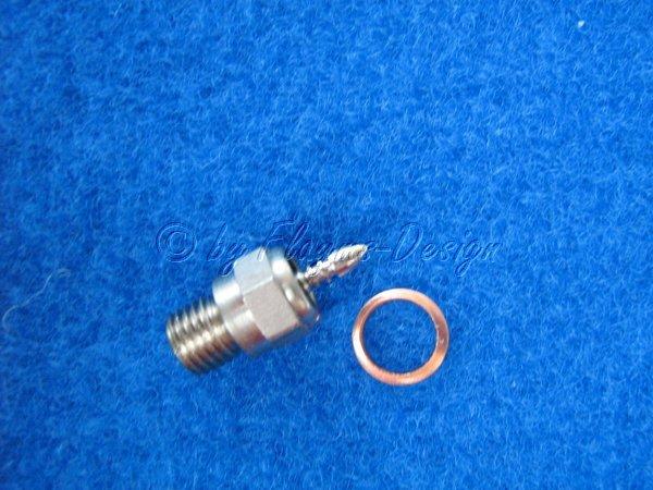 Glühkerze SD long 1.5 3232X Ersatzartikel für 3231 Traxxas