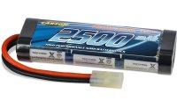 Racing Pack 7,2V 2500mAh Ni-Mh 6 Zellen Carson 500608212