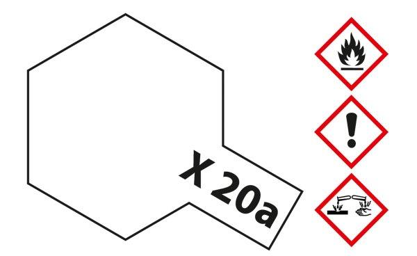 X-20A Verdünner Tamiya Acryl 250ml