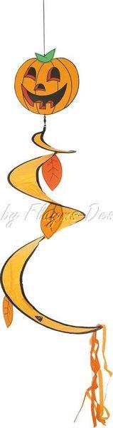 Spirale Halloween Kürbis NYLON VENTEX HQ Windspiration