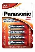 Mignon AA LR6 (4) Panasonic Pro Power FBA_2254