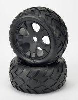 1:8 Truggy Rad (2) 5 Speichen Ansmann Racing 554900082