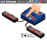 Dual EZ-Peak Plus-Lader 2972G + 2 x 2872x 3S Lipo 5000mAh...