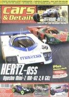 Cars & Details Fachzeitschrift Ausgabe 8/2008 NEU cd82008