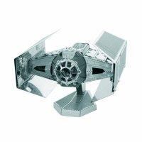 Darth Vaders X1 Tie Fighter Metal Earth: Star Wars HQ...