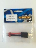 Weibchen auf Deans Männchen Adapter H-Speed 015