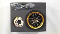 Lenkrad D2 Gold Passend für W5 Ansmann Racing 137000115