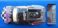 Karosserie lackiert (GY/B) TA-ET Thunder Tiger 8363