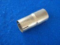 Schalldämpfer Adapterrohr D 41mm - 45mm
