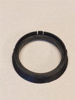 Zentrierring (1) D70-56,6mm schwarz für Alufelgen