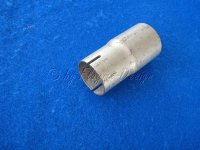 Schalldämpfer Adapterrohr D 46mm - 50mm