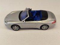 1:43 Porsche 911 Cabrio silber Schuco 3315082