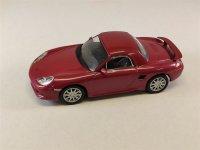 1:43 Porsche Boxter S 2002 rot Schuco 3315082