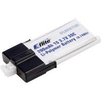 LiPo Batterie 200mAh 1s 3,7V 30C E-Flite ELB2001S30
