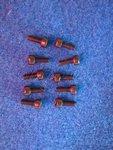 Zylinderkopfschrauben mit Innensechskant (10) M3 X 8mm Innensechskantschrauben Krick 51410