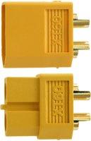 XT60 Hochstrom Stecker Buchse Muldental Elektronik