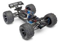 Traxxas E-Revo Brushless 2.0 grün RTR 1:8 4WD ohne...