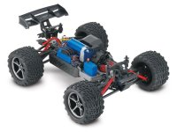 Traxxas E-Revo 4x4 VXL blau RTR +12V-Lader+Akku 1/16 4WD...