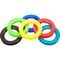 Innova Ringspulen (1) leer 24mm Schwarz HQ-Invento 12505014