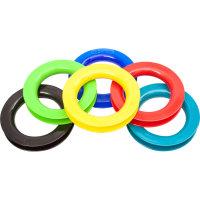 Innova Ringspulen (1) leer 24mm Rot HQ-Invento 12505014