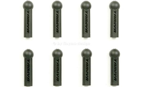Kugelkopfpfanne Einstellstücke 5mm verstärkt Tamiya 51283 Kunststoffaugen (8)