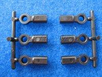Einstellstücke 5mm Tamiya 300050596 Kunststoffaugen (6)