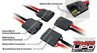 Power Cell Series3 Akku Pack 8,4V 3300mAh Ni-Mh 7 Zellen für Traxxas 2940x TRX iD-Stecker