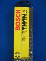 Wischblätter vorne 715 Bosch für SMART