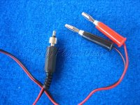Ladekabel  für Glühkerzenstecker Glühkerzenstarter Carson 13117