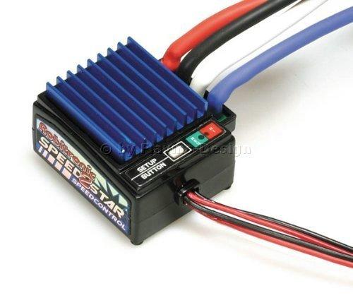 Speedstar 2 Regler V/R 12T SPEED CONTROLLER FAHRREGLER