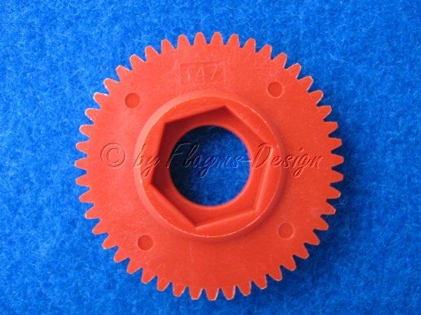 Zahnrad 47 Zähne für 2-Gang rot zu Subaru Krick G84307-01