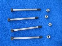 Querlenkerstifte 4x56 (4) 613725 Ersatzteile für Genesis Krick GS025