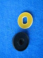 Bremsscheibe und Zahnradaufnahme Krick FF005 Krick 611050