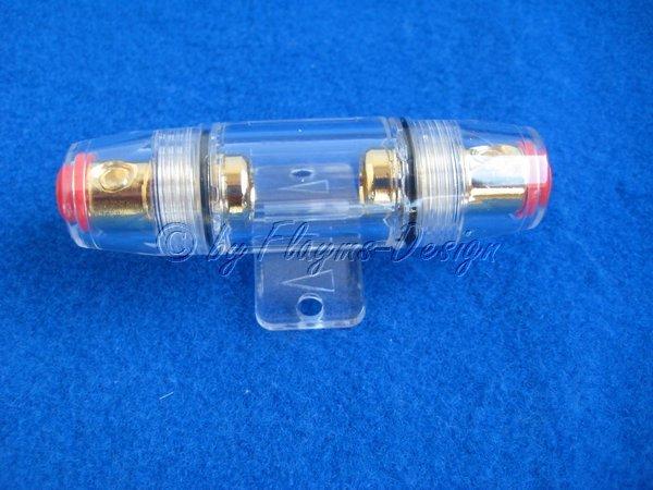 IN LINE SICHERUNGSHALTER für Glasrohr Sicherungen und 10-20qmm Kabel