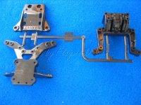 Dämpferbrücken C-Parts 0004253 für Super Fighter GR C-Teile