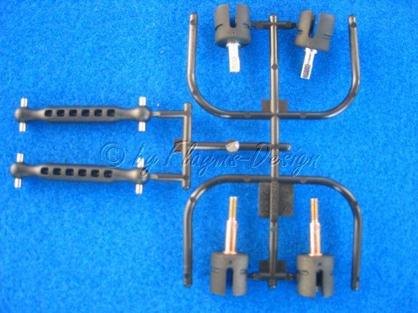 Antriebswellen Achsen Mitnehmer N-Parts 19115153 Fighter N-Teile