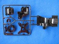 Getriebegehäuse Dämpferbrücke hinten B-Teile zu TA-01 DF-01 Chassis TAMIYA 9005318 B-Parts