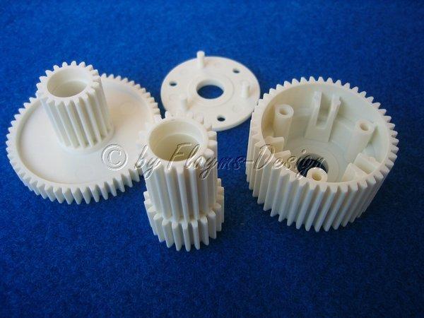 Zahnräder Getriebe G-Teile für DT-03 Neo Fighter, Super Fighter GR oder Desert Gator