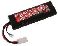 LiPo Car Pack 2S-1P 7,4V 3000mAh 20C Hardcase Robitroni
