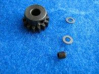 Ritzel Stahl 14Zähne Modul 1 D5 für 1:8er Brushless CY-2 Specter 6S