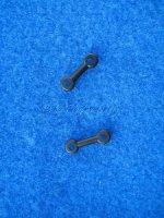 Koppelstangen Verbinder (2) Ersatz für AluMaxx AluTec Gyro Jamara