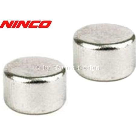 MAGNET ZYLINDRISCH 1500GM 2 STÜCK  NINCO 80303 NEU