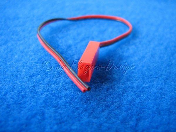 BEC-Buchsen robbe mit Kabel (VE5)