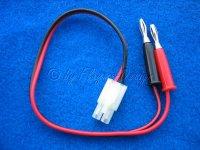 Ladekabel für Tamiya Akku Stecker mit 4mm...