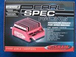 Pearl Evolution Spec Racing NOSRAM SPEED CONTROLLER USB-Update fähig