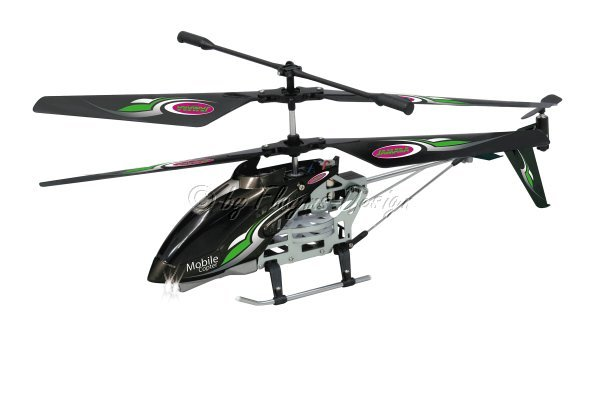 Mobile Copter Jamara Smartphone Steuerung Software 3 Kanal Helikopter RTF USB