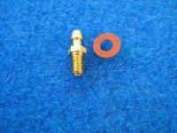 Gewindenippel-Drucknippel M4 Krick 70104
