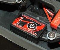 Elektronischer Schalter mit Spannungsanzeige für...