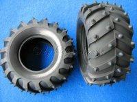 Monster Reifen Balkenprofil mit Spike (2) für Wild Dagger TAMIYA 50374