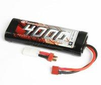 Racing Pack 7,2V 4000mAh 6 Zellen Ni-MH AkkuPack T-Plug...